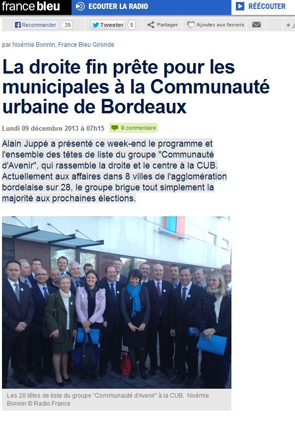 article France bleue