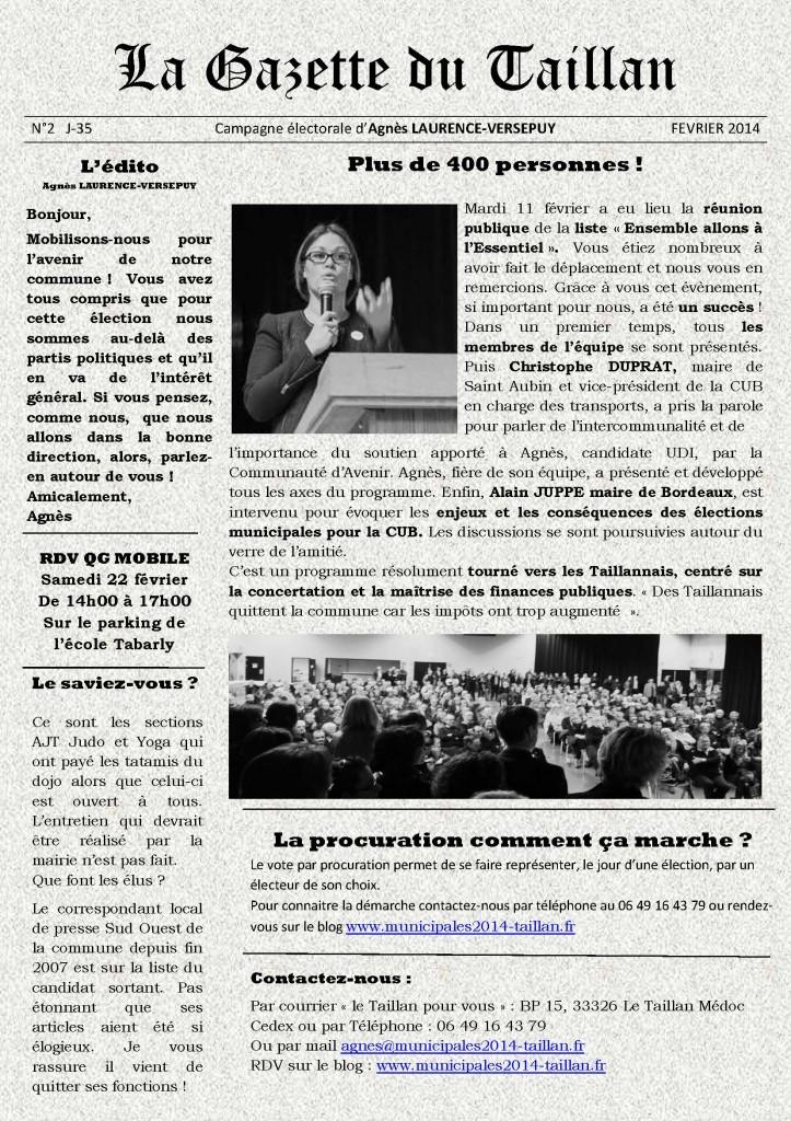 La Gazette Assos_Page_1